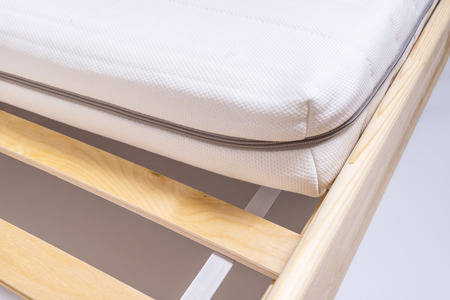 Photo pour Bed mattress textured background - image libre de droit