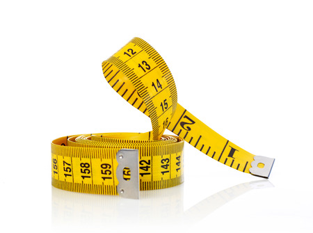Foto per Tape measure - Immagine Royalty Free