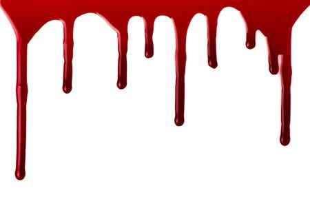 Foto de Blood pouring - Imagen libre de derechos