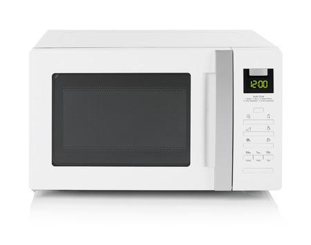 Photo pour Microwave oven - image libre de droit