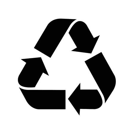 Ilustración de Recycle simbol - Imagen libre de derechos