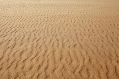Photo for Sand Texture, Mui Ne, Vietnam - Royalty Free Image