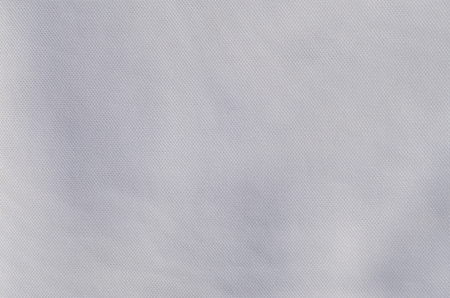 Foto per White sports clothing fabric jersey texture. Background image - Immagine Royalty Free