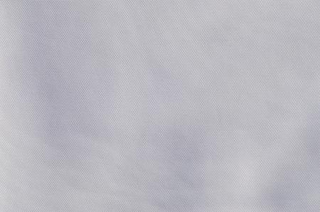 Foto de White sports clothing fabric jersey texture. Background image - Imagen libre de derechos