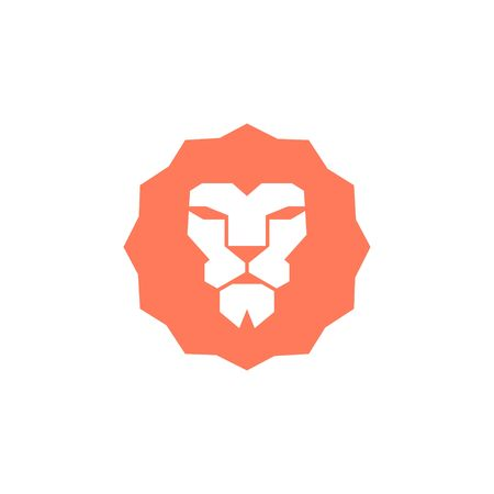 Photo for Lion Logo Template - Royalty Free Image