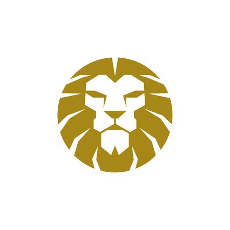 Photo pour Lion Logo Template - image libre de droit