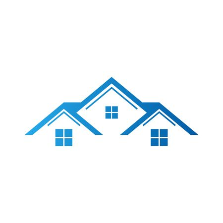 Photo for Real Estate Vector Template - Royalty Free Image