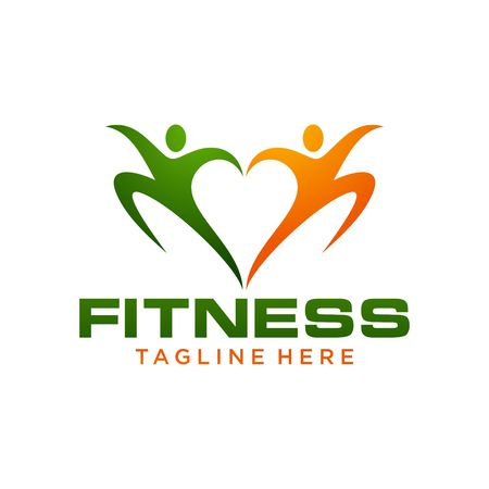Foto de Fitness Logo Template - Imagen libre de derechos
