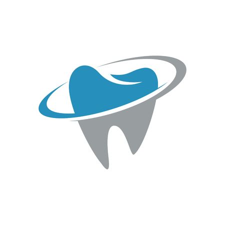 Photo for Dentist Vector Template - Royalty Free Image