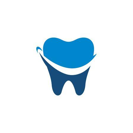Foto de Dentist logo template - Imagen libre de derechos