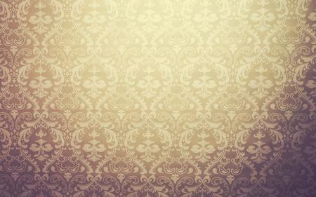 Photo pour Mediterranean geometric traditional lattice pattern background - image libre de droit