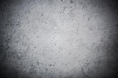 Foto de Grey weathered concrete or stone slate background. - Imagen libre de derechos
