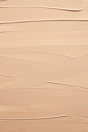 Photo pour Texture of liquid foundation - image libre de droit