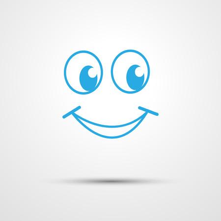 Illustration pour Smile - image libre de droit