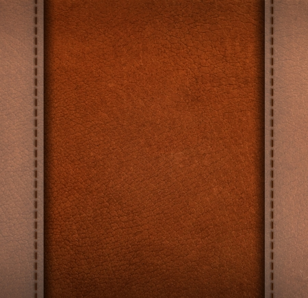 Pattern of leather surface for background