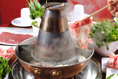Photo for Hot Pot, Mongolian Style - Royalty Free Image