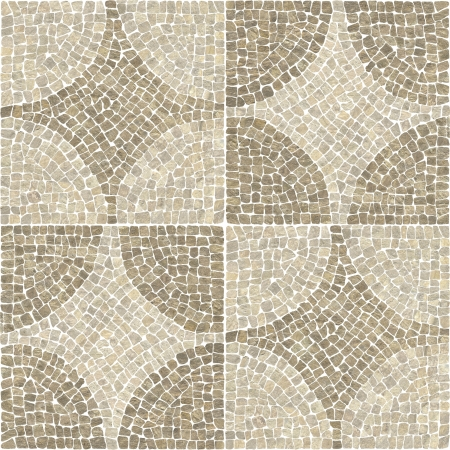 Brown marble-stone mosaic texture   High res   mural