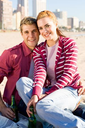 Photo for young couple - Royalty Free Image