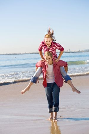 Photo for youthful couple - Royalty Free Image