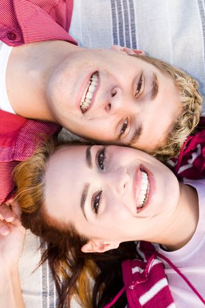 Photo for young love - Royalty Free Image