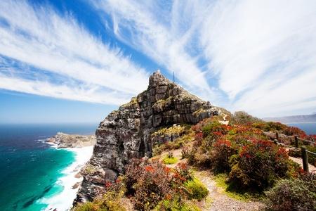 Foto de cape point, cape peninsula, south africa - Imagen libre de derechos