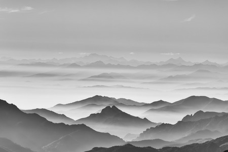 Photo for sea of the mountain - Royalty Free Image