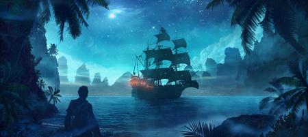 Foto de Pirate - Imagen libre de derechos