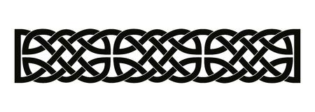 Ilustración de Celtic national ornaments. - Imagen libre de derechos