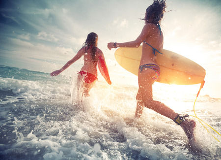 Photo for Surfers - Royalty Free Image