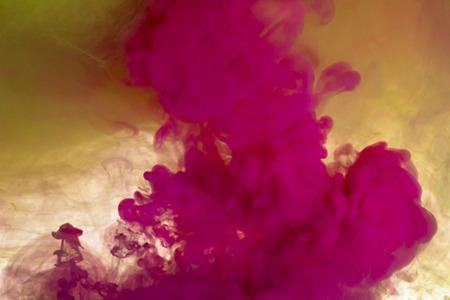 Foto de Abstract background ink in water - Imagen libre de derechos