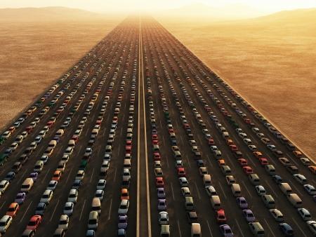 Photo pour transport collapse - image libre de droit