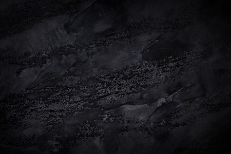 Photo for Black textured background. Creative darkness concept - Royalty Free Image