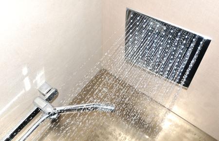Photo pour Modern shower - image libre de droit