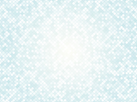 Ilustración de Abstract diamond blue background - Imagen libre de derechos