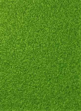 Illustration pour Vector background texture of fresh green grass. - image libre de droit