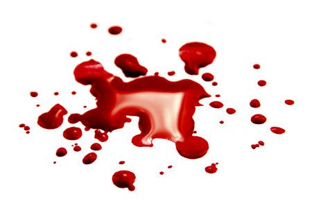 Foto de Blood stains - Imagen libre de derechos
