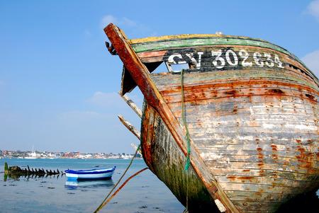 Foto de The ship wreck - Imagen libre de derechos