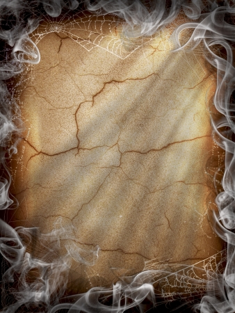 Halloween Dark Fire smoke
