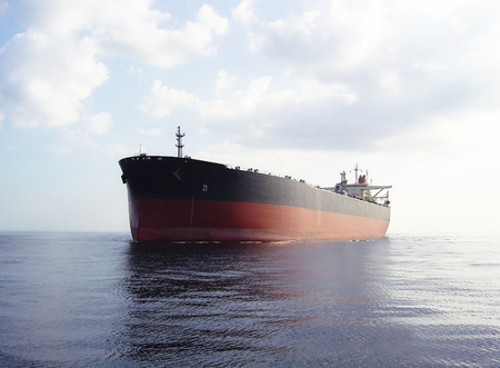 Photo for oil tanker - Royalty Free Image