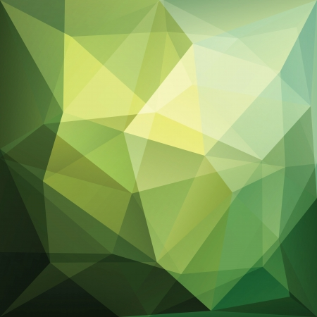 Foto de abstract triangle background, vector - Imagen libre de derechos