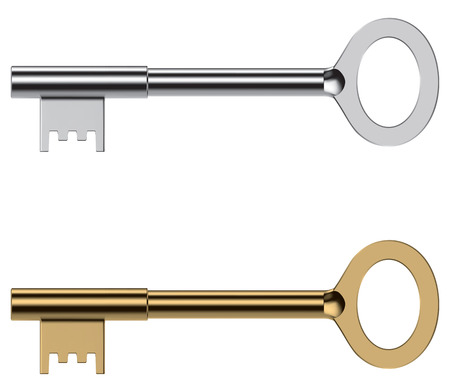Illustration pour Keys - image libre de droit