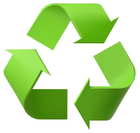Illustration pour Recycle logo - image libre de droit