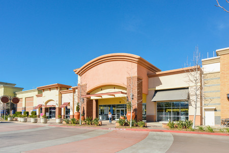 Foto de Scenery of the shopping mall - Imagen libre de derechos