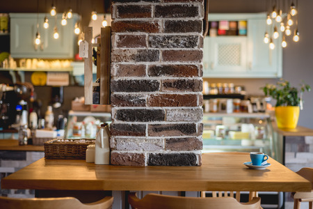 Photo for trendy restaurant , caffee - Royalty Free Image