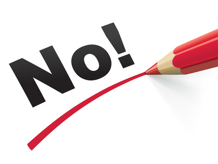Illustration pour Pencil check No. Vector Illustration - image libre de droit