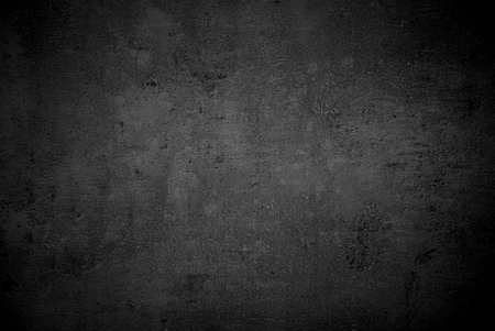 Foto de Abstract dark monochrome background for design. Copy space. - Imagen libre de derechos