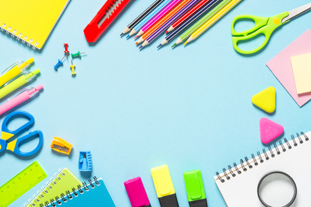 Photo for Back to school concept. - Royalty Free Image