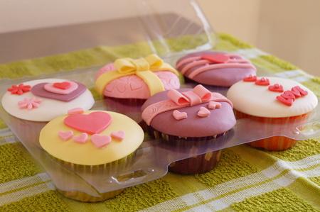 Foto de cupcakes - Imagen libre de derechos