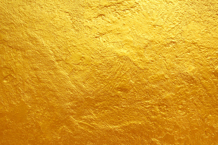 Foto de golden cement texture background - Imagen libre de derechos