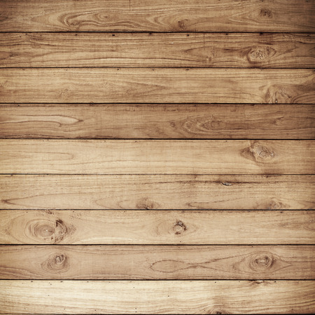 Photo for brown plank wood wall background - Royalty Free Image